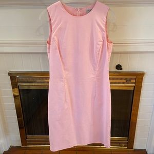 Vintage pink Brooks Brothers dress